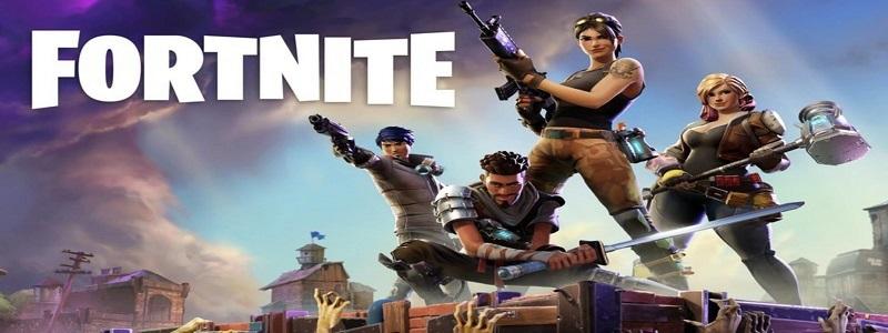 شرح لعبة fortnite فورتنايت وطريقة تشغيلها