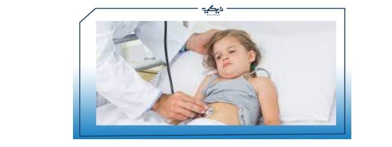 علاج الديدان للاطفال