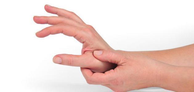 تنميل اليد اليسرى؟