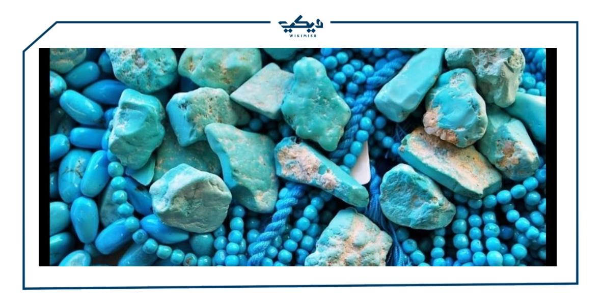 درجات اللون الأزرق