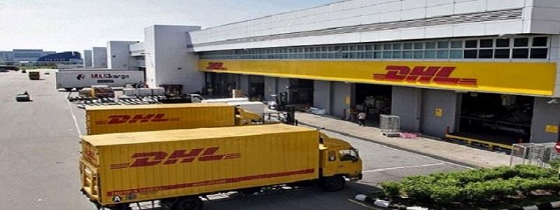 شركة شحن DHL في مصر