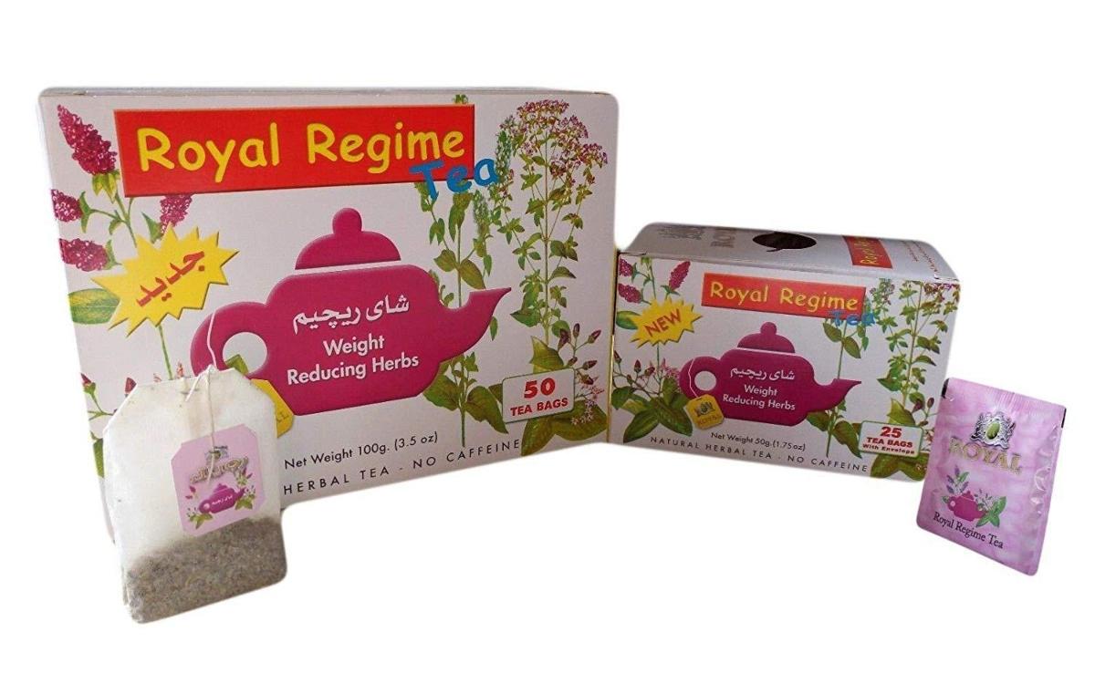طريقة استخدام شاي رويال