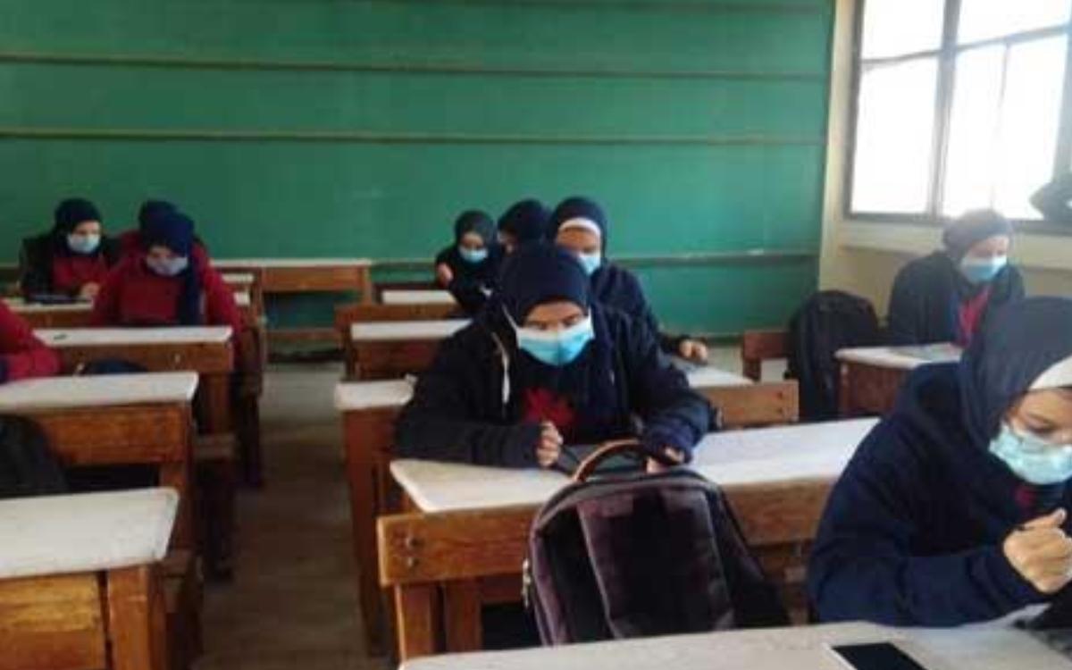 منصة الامتحان الإلكتروني للثانوية العامة في مصر