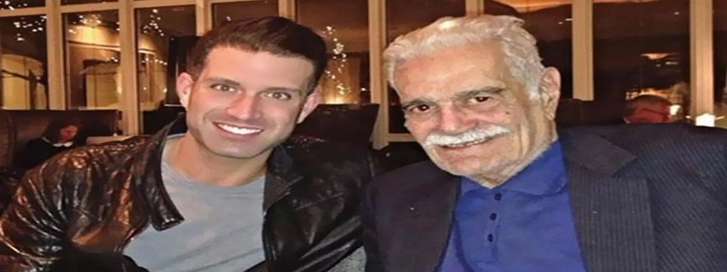 بعد شائعات حمله.. من هو حفيد عمر الشريف؟