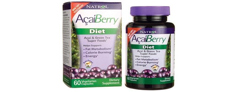 تجربتي مع Acai Berry Diet في إنقاص الوزن