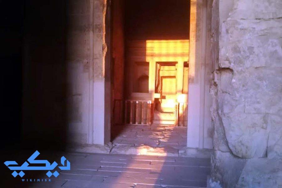 معبد سوبك المعروف خطأ بقصر قارون.
