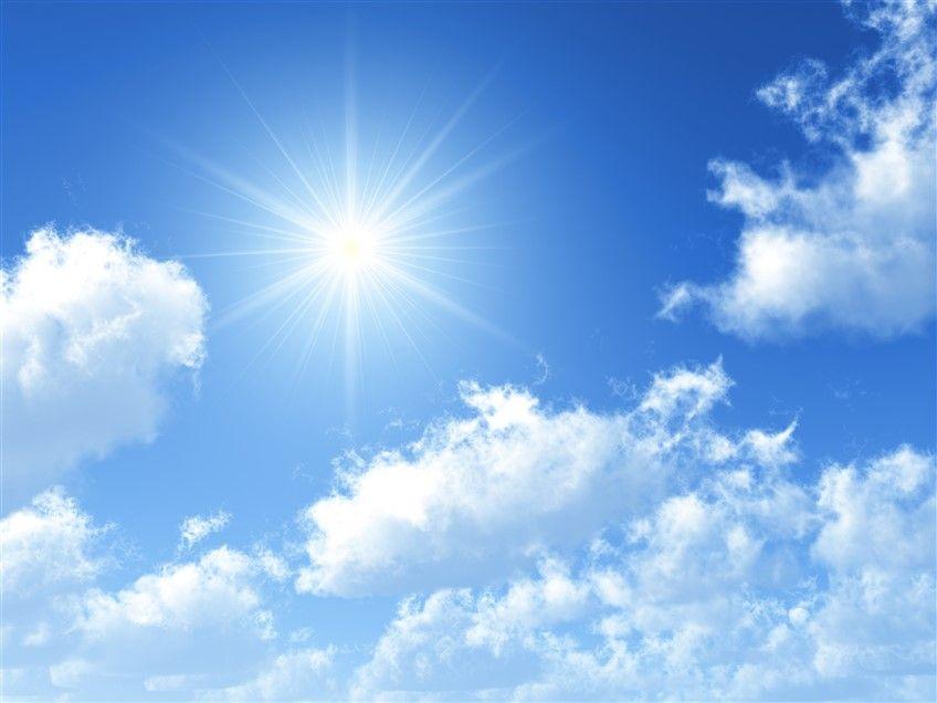 السماء والشمس