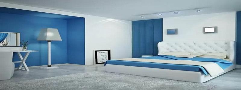 أحدث ألوان غرف النوم
