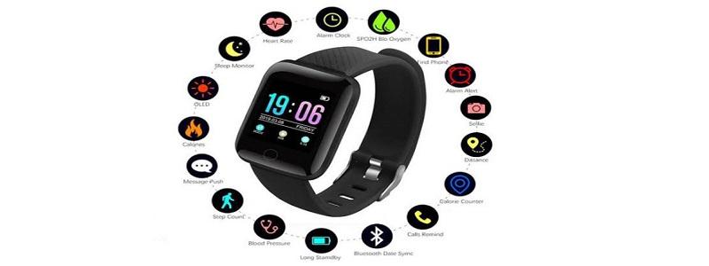 مميزات ساعة Smart bracelet الذكية للرياضيين