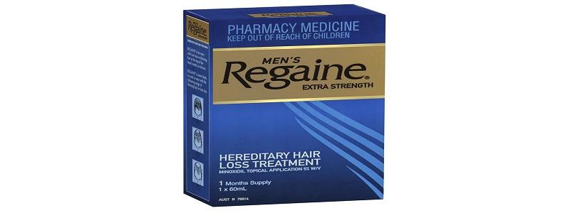 Rigain 2% solution لعلاج حالات الصلع لدى الرجال