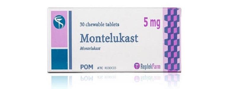 جرعات دواء مونتيلوكاست