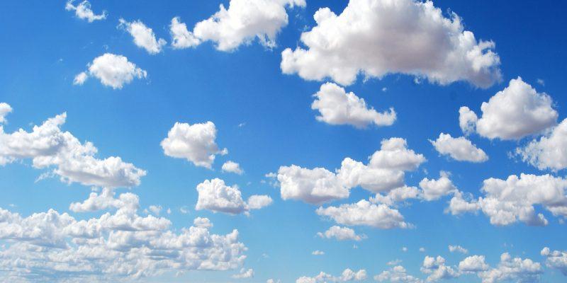 سماء وسحب