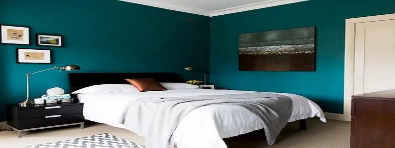أحدث ألوان غرف النوم ونصائح لاختيار الدهانات