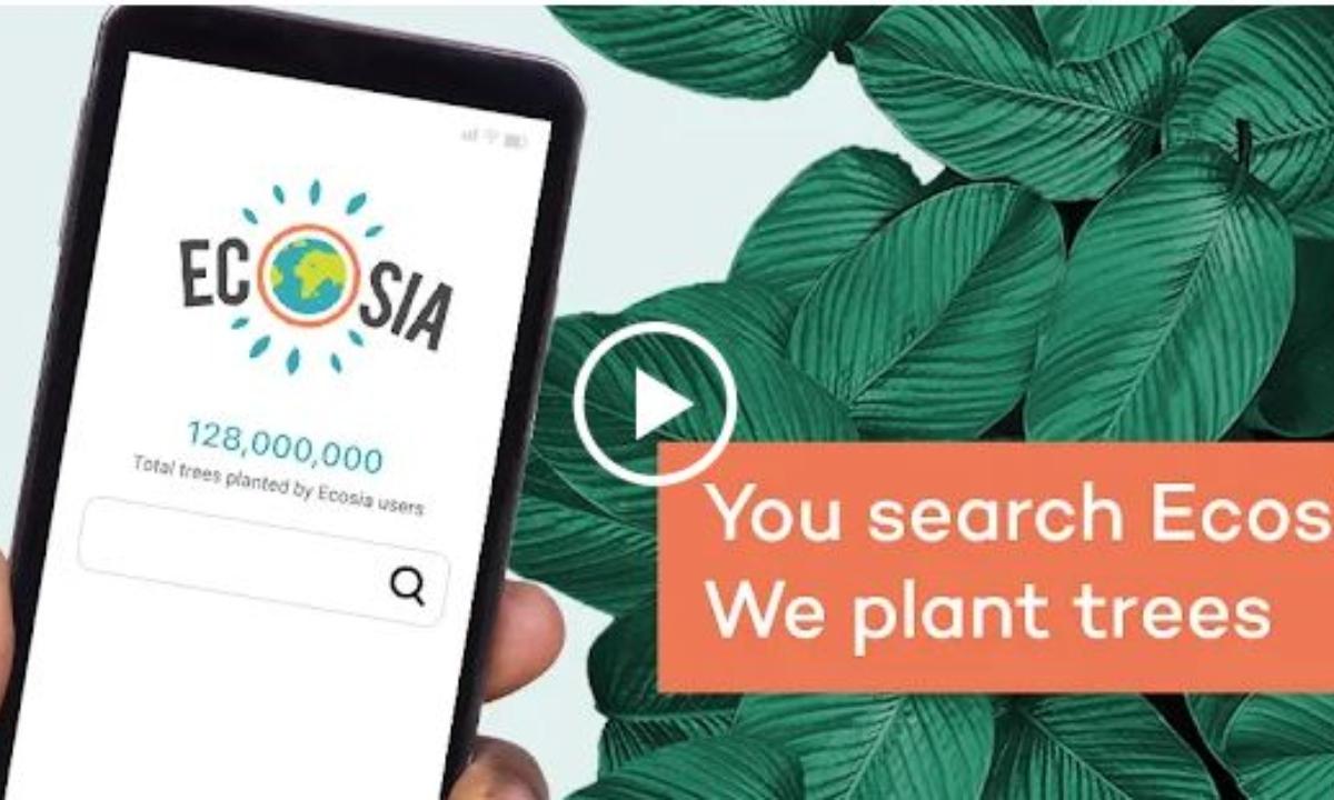 تطبيق اكوسيا المناسب للجوالات الصديق للبيئة